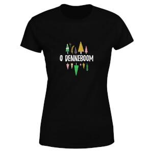 O Denneboom Women's T-Shirt - Black