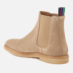 PS by Paul Smith Men's Andy Suede Chelsea Boots - Taupe: Image 2