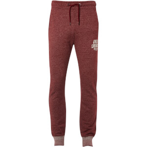 Crosshatch Men's Truman Sweatpants - Sun Dried Tomato Marl