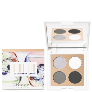 Teeez Cosmetics To Die For Eyeshadow Quad - Equinox 71 g