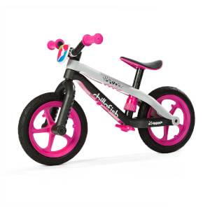 Chillafish BMXie Balance Bike - Pink