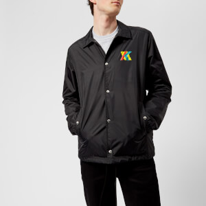 KENZO Men's Hyper KENZO Coach Jacket - Black