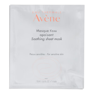 Avene Soothing Sheet Mask (Single) - US