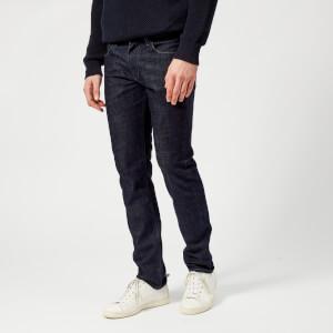 Armani Exchange Men's 5 Pocket Denim Jeans - Mid Denim Indaco