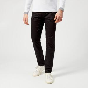 Armani Exchange Men's 5 Pocket Trousers - Black