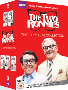 Two Ronnies Complete Collection