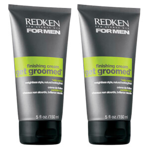Redken For Men Get Groomed Duo (2 x 150ml)