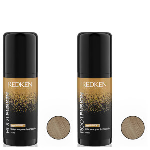 Redken Hot Sets 22 Thermal Setting Mist Duo (2 x 150ml)
