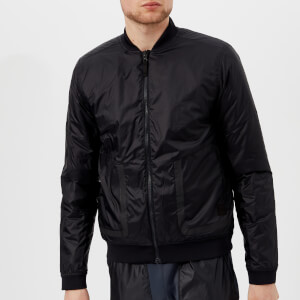 Under Armour Men's Sportstyle Reactor Bomber Jacket - Black