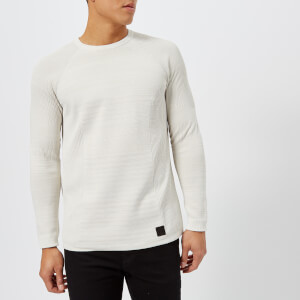 Under Armour Men's Sportstyle Sweatshirt - Ivory