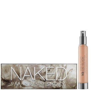 Urban Decay Naked Smoky Palette and Primer Bundle