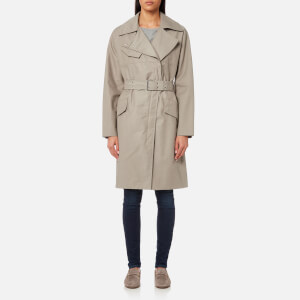 Belstaff Women's Tailworth Trench Coat - Dusty Khaki
