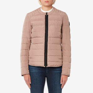 Belstaff Women's Hamford 2.0 Padded Short Jacket - Ash Rose