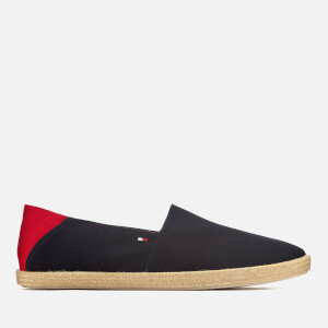 Tommy Hilfiger Men's Easy Summer Slip-On Pumps - Midnight