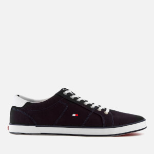 Tommy Hilfiger Men's Harlow Canvas Pumps - Midnight