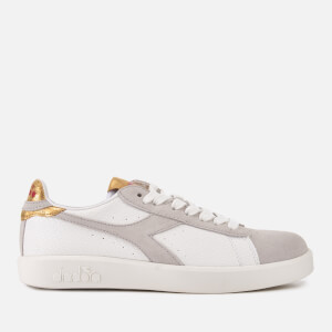 Diadora Women's Game Wide Trainers - White