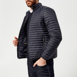 Emporio Armani Men's Padded Jacket - Blu