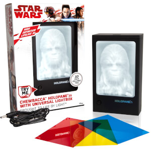 Star Wars Holopane Light Box - Chewbacca
