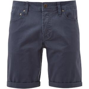 Jack & Jones Originals Men's Rick Chino Shorts - Vintage Indigo