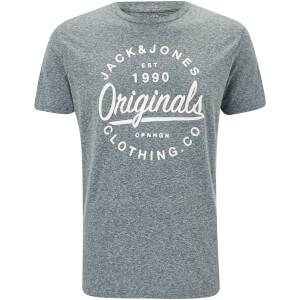 T-Shirt Homme Originals Breezes Jack & Jones - Bleu