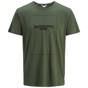 Jack & Jones Men's Core Pretoria T-Shirt - Thyme