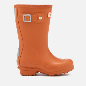 Hunter Kids' Original Wellies - Iron Oxide
