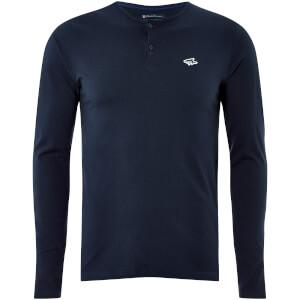 Le Shark Men's Kirkwood Long Sleeve T-Shirt - True Navy