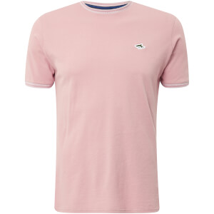 Le Shark Men's Kingswood T-Shirt - Dusky Pink