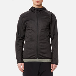 Puma Men's Bonded Tech Jacket - Dark Grey Heather