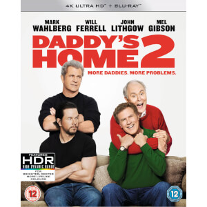 Very Bad Dads 2 - 4K Ultra HD