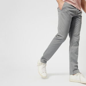Ted Baker Men's Procor Slim Fit Chinos - Light Grey