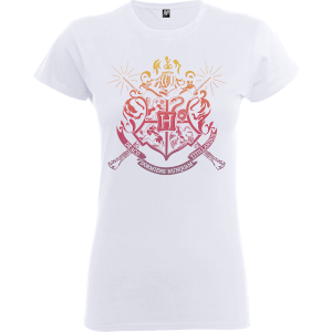 "Camiseta Harry Potter ""Draco Dormiens Nunquam Titillandus"" - Mujer - Blanco"