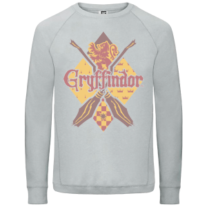 Harry Potter Gryffindor Grey Sweatshirt