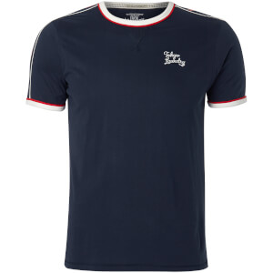 Camiseta Tokyo Laundry Fernfield - Hombre - Azul oscuro
