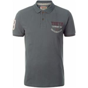 Tokyo Laundry Men's Calgary Point Polo Shirt - Slate
