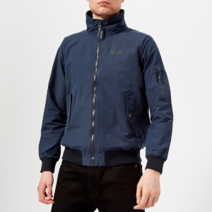 Jack Wolfskin Men's Huntington Jacket - Night Blue