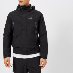 Jack Wolfskin Men's Brooklyn Blouson Jacket - Black
