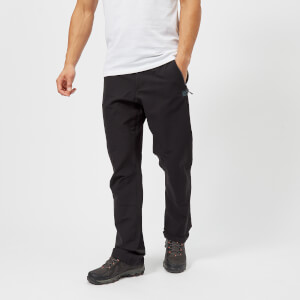 Jack Wolfskin Men's Activate XT Trousers - Black