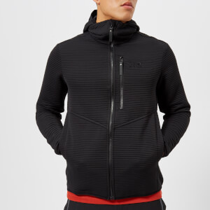 Jack Wolfskin Men's Modesto Hooded Jacket - Black