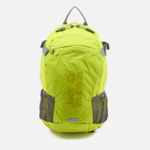 Jack Wolfskin Men's Velocity 12 Backpack - Lime