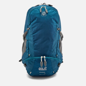 Jack Wolfskin Men's Moab Jam 34 Backpack - Poseidon Blue