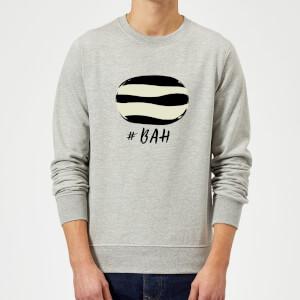Bah Humbug Sweatshirt - Grey