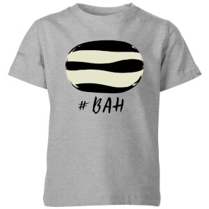 Bah Humbug Kids' T-Shirt - Grey