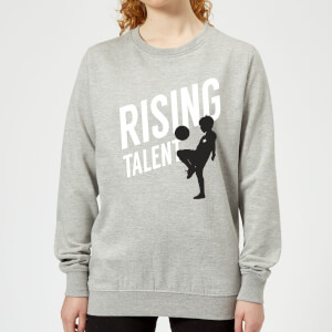Rising Talent Women's Sweatshirt - Grey