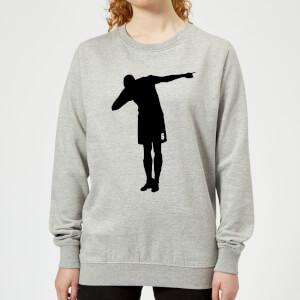 Celebration Dab Women's Sweatshirt - Grey