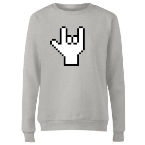 Rad Gamer Women's Sweatshirt - Grey