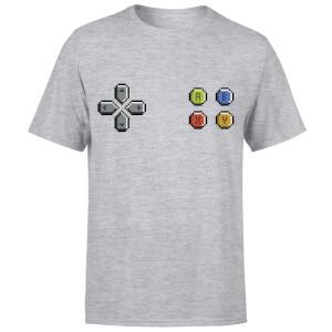 Pad Gaming T-Shirt - Grey
