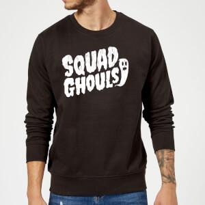 Squad Ghouls Sweatshirt - Black