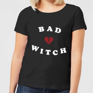 Bad Witch Women's T-Shirt - Black