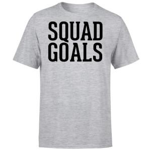 Squad Goals T-Shirt - Grey